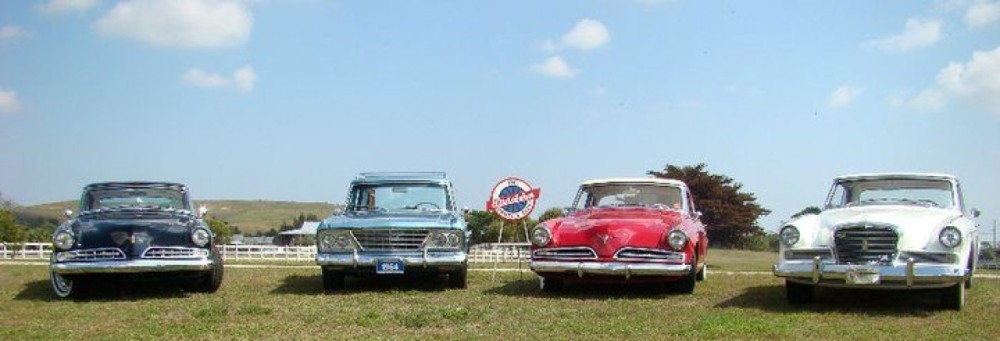 South Florida Chapter–Studebaker Drivers Club